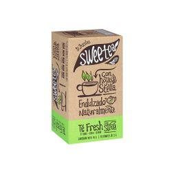 Sweetea: Té Fresh Endulzado Naturalmente Con Stevia