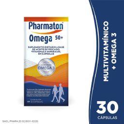 Pharmaton: Omega 50+ X 30 Cápsulas