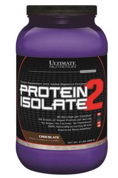 Vitamin Life: Protein Isolate Chocolate De 907Gr