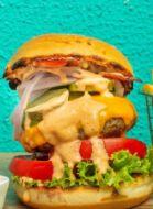 St. Louis Cheeseburger