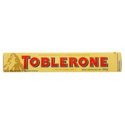 Chocolate Toblerone 100g