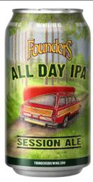 Founders all day ipa 330 cc