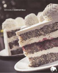 Torta de Amapolas