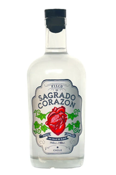 Pisco Sagrado C. Transparente 40° 750ml