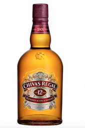 Whisky Chivas Regal 750ml