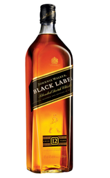 Whisky Johnnie Walker Negro 750 ml
