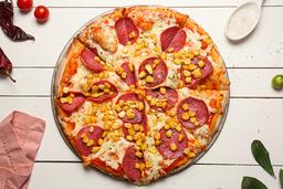 Pizza Familiar de Salame