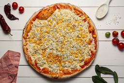 Pizza Mediana de Pollo Crema
