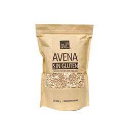 The Power of Food Avena Sin Gluten