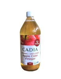 Cadia Vinagre de Manzana Orgánico