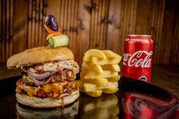 Combo Burger 10