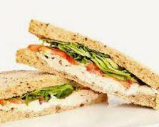 Sándwich de Pollo a la Parmesana