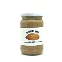 Mantequilla 100% De Almendras 375Gr