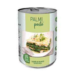Palmipasta Lasaña de Palmitos