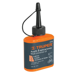 Truper Aceite Multiusos 3 Aplicaciones