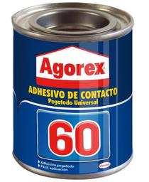 Agorex Adhesivo de Contacto 60 Tarro