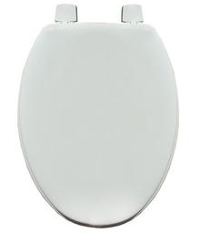 Bemis Asiento wc de Madera Termomoldeada Ajustable Ovalado