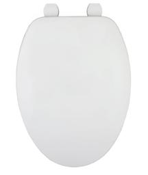 Bemis Asiento wc de Plástico Ajustable Ovalado