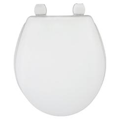 Bemis Asiento wc de Plástico Ajustable Redondo