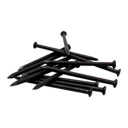 Rukafe Clavos Para Concreto Acero Negro 2.0 x 25 mm