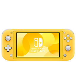 CONSOLA SWITCH LITE YELLOW