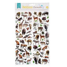 Stickers Perros, Gatos Y Selva