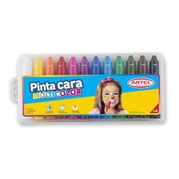 Pinta Caras 12 Colores Artel