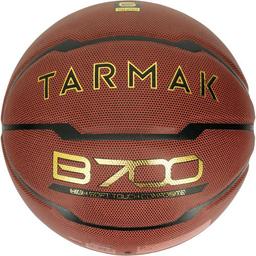Balón de basketball B700 talla 6 café.