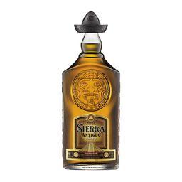 Tequila Sierra Añejo