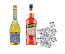 Pack Aperol + Espumante + Hielo