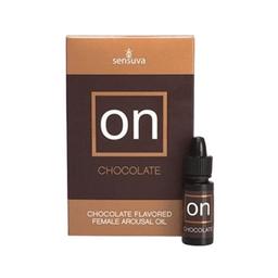 Secretos de Amor Estimulante Femenino Aceite on Chocolate