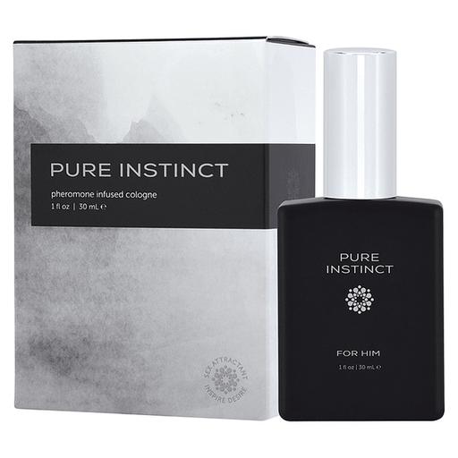 Secretos de Amor Feromonas Perfume Masculino Pure Instinct