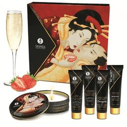 Secretos de Amor Kit Secretos de la Geisha Frutilla
