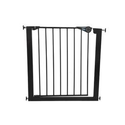 Infantil Puerta de Seguridad Easy Fit Negro