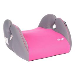 Infanti Silla Auto Alzador Conmuter Graphite Pink