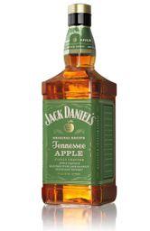 Whiskey Jack Daniels Tennessee Apple 1L