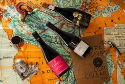 Trío de vinos Expresión Frutal