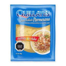 Queso Parmesano Rallado Quillayes 40g