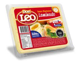 Queso Mantecoso Laminado Don Leo 500g