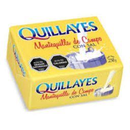 Mantequilla Quillayes Con Sal 250g