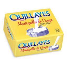 Mantequilla Quillayes Sin Sal 250g