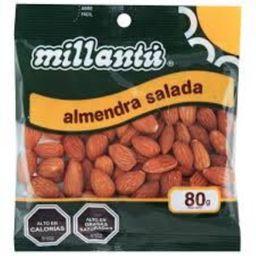 Almendra Salada Millantu