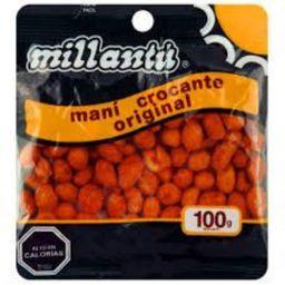 Mani Crocante Original Millantu