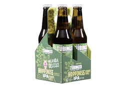 Four pack cerveza Hoppiness IPA 330cc