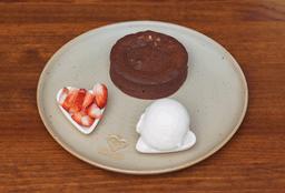 Brownie sin azúcar