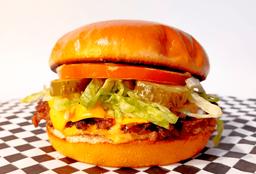 Classic Krispy Burger