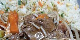 Arroz Chaufan con Carne Grande