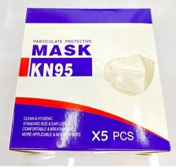 Pack 5 mascarilla KN95