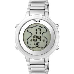 Tous Reloj Digital Digibear de Acero