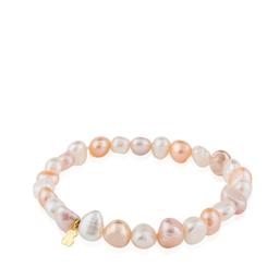 Tous Pulsera Pearls de Oro (617091010)